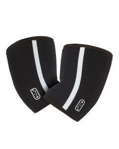 SBD Elbow Sleeves Winter 2019 Black/ White