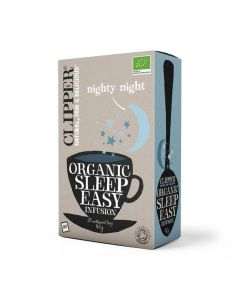 Clipper Organic Sleep Easy Infusion 40g