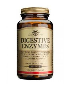 Solgar - Digestive Enzymes - 250 Tablets
