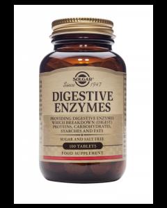 Solgar - Digestive Enzymes - 100 Tablets