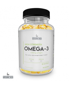 Supplement Needs Omega 3 90caps