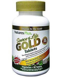 Nature's Plus - Source of Life Gold 90 Tabs