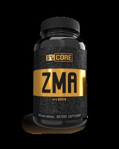 5% CORE ZMA 180 Veggies Caps