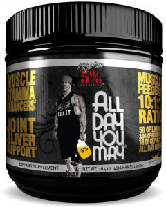5% Nutrition - All Day You May - 465g
