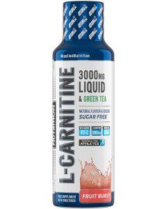 Applied Nutrition L Carnitine Liquid 3000 with Green Tea 480ml