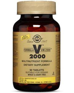 Solgar - Formula VM-2000 - 90 Tablets