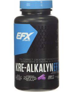 EFX Kre-Alkalyn 750mg 120 Capsules