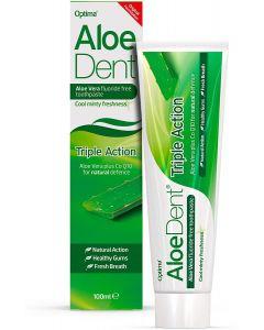 ALOE DENT Triple Action Aloe Vera Toothpaste 100ml