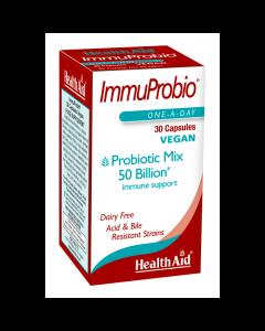 HealthAid ImmuProbio® Vegan 30caps