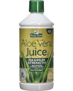 Aloe Pura Aloe Vera Juice Max Strength
