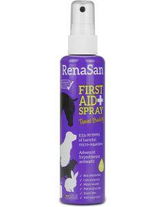 RenaSan First Aid Spray 100 ml (Travel-Size Bottle)