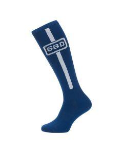 SBD Summer 2019 Limited Edition - Deadlift socks Blue/ White