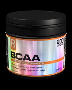 Reflex Nutrition - BCAA - 200 Capsules