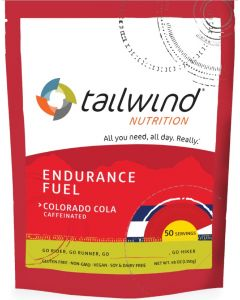 TAILWIND NUTRITION - CAFFEINATED - 30 SERVING