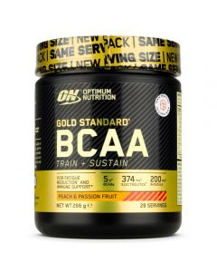 Optimum Nutrition - Gold Standard BCAA - 28 Serv