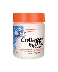 Doctor's Best - Collagen - Types 1 & 3 Powder (200 g)