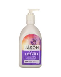 Jason Lavender Hand Soap 473ml