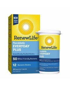 Renew Life Ultimate Flora 50 Billion 30Caps