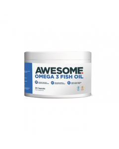 Awesome Supplements - Omega 3 90caps