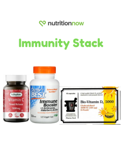 Nutrition Now Immunity Stack