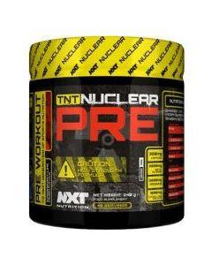 NXT Nutrition TNT Nuclear PRE 240g