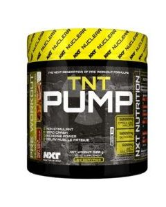 NXT Nutrition TNT Nuclear PUMP (Stim FREE) 500g