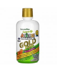 Nature's Plus - Source of Life Animal Parade - 30fl - Tropical Berry