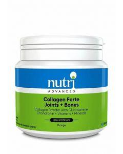 Nutri Advanced Collagen Forte Joints + Bones 275g 30Serv