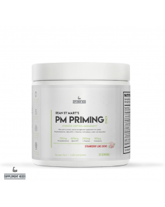 SUPPLEMENT NEEDS PM PRIMING STACK - 120G (Strawberry Lime)