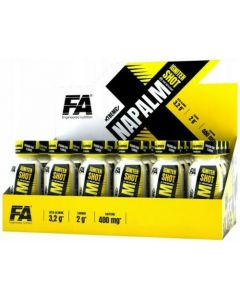 Fitness Authority Napalm Pre-Workout Shots 120ml x 24