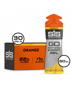 SIS GO Isotonic Energy Gel - 30 PACK