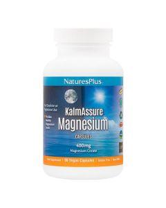 Nature's Plus KalmAssure Magnesium 400mg - 90 Capsules