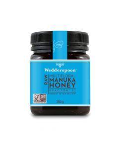 Wedderspoon RAW Manuka Honey KFactor 12+  250g