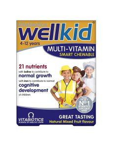 Vitabiotics Wellkid Smart Chewable 30 Chews